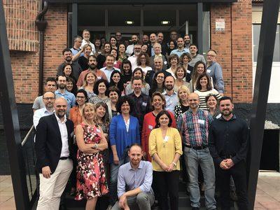 """Η Πατρινή p-consulting εκπρόσωπος της χώρας μας στο παγκόσμιο συνέδριο """"FP Euskadi"""" για την τεχνολογία και την εκπαίδευση"""
