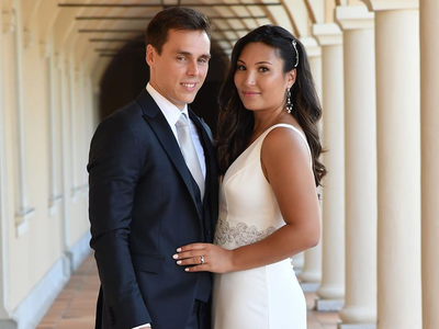 Ο γιος της ατίθασης πριγκίπισσας Στεφανί του Μονακό μεγάλωσε και παντρεύτηκε!