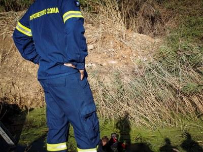 Κρήτη: Σκοτώθηκε τουρίστας που έπεσε σε βράχια