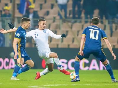 Φιλικά με Αυστρία και Κύπρο για την Εθνική ομάδα