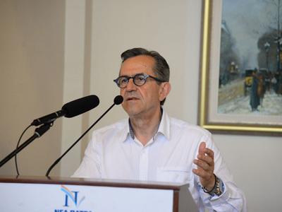 Ν. Νικολόπουλος: Στις ίδιες «ράγες» ΣΥΡΙΖΑ και ΚΚΕ & όνειρο απατηλό η υπογειοποίηση του τρένου!