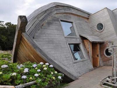 11 από τα πιο αλόκοτα σπίτια που έχετε δει ποτέ