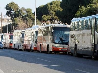 Αγωνιστικό ραντεβού από τα τουριστικά λεωφορεία της Ηλείας την Πέμπτη