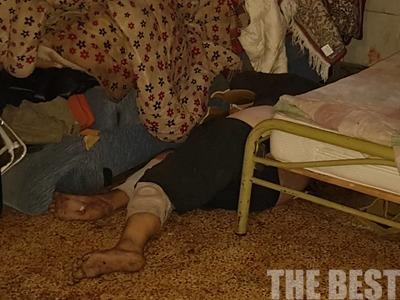 Νεκρός αλλοδαπός στο σπίτι του στην Πάτρα μέσα σε λίμνη αίματος - ΦΩΤΟ