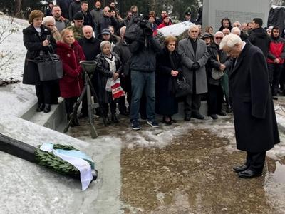Κορυφώνονται παρουσία Παυλόπουλου οι εκδηλώσεις μνήμης για το Καλαβρυτινό Ολοκαύτωμα