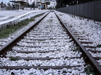 """""""Φεβρουάριο ο προαστιακός στην Κ. Αχαΐα""""- Εκτροχιασμένο το τρένο από Αίγιο"""