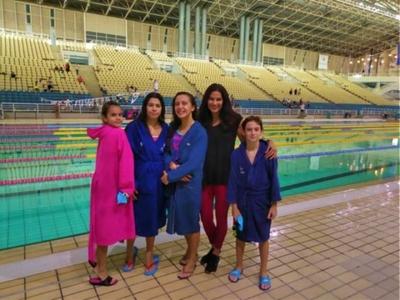 Τα πέντε «δελφίνια» στο ΟΑΚΑ - ΦΩΤΟ