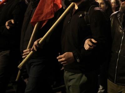 Τώρα: Πορεία για τους μετανάστες στο κέντρο της Πάτρας
