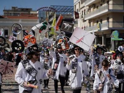 Πατρινό Καρναβάλι 2019: Τρία γκρουπ που ξεχώρισαν - Cinema, Ξεκούρδιστοι και Tα Καλά παιδιά -ΔΕΙΤΕ ΦΩΤΟ