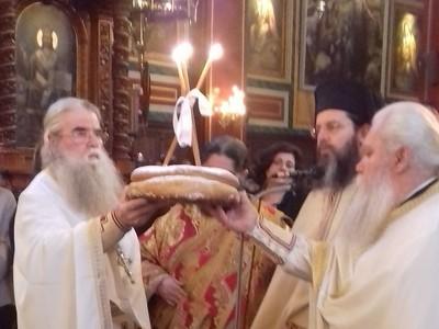 Πάτρα: Γιορτάστηκε η μνήμη της πολιούχου και προστάτιδας της Άρτας, Αγίας Θεοδώρας