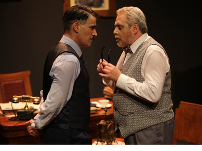 """Τέσσερις ακόμα παραστάσεις του """"Εγώ και ο Φρόιντ"""" στο Επίκεντρο+"""