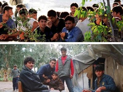 20 χρόνια προσφυγικό στην Πάτρα - Συγκρίσεις ανάμεσα στο χθες και το σήμερα