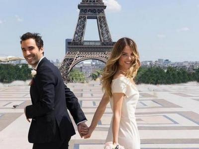 Σικ παριζιάνικος γάμος για την Ιωάννα Ντέντη του next top model - ΔΕΙΤΕ ΦΩΤΟ
