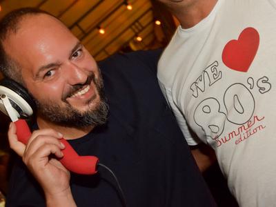 """To Σάββατο στο Royal, το πάρτι """"We Love 80s"""" με dj τον Κωνσταντίνο Γεωργίου"""