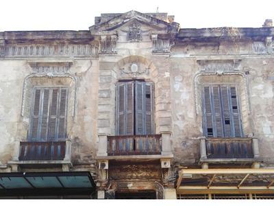 Ενα από τα ωραιότερα αρχοντικά της Πάτρας, διατηρητέο από το 1982