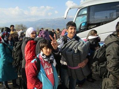 Αυξημένες οι ροές των προσφύγων προς τα νησιά