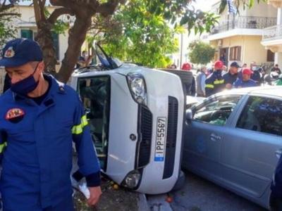 Αυτοκινητικό ατύχημα είχε παίχτης του Χα...