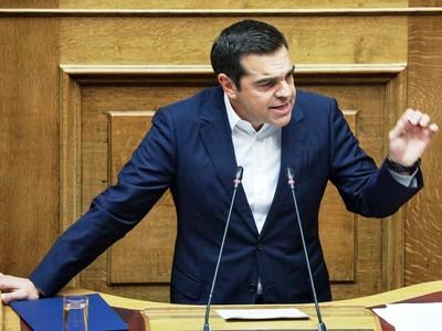 Ο Τσίπρας καλεί για δεύτερη φορά τον Μητσοτάκη να απαντήσει για τα εγκλήματα του «λευκού κολάρου»