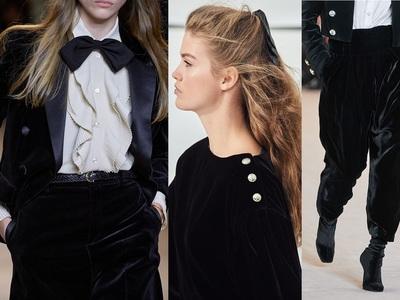 Velvet love: Πώς φοριέται το βελούδο τώρ...