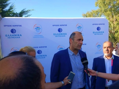Μεσογειακοί: Τα «Ελληνικά Πετρέλαια» στηρίζουν κάθε διοργάνωση με όραμα
