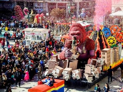 Ματαιώνεται το Πατρινό Καρναβάλι λόγω κορονωϊού - Αναμένονται δηλώσεις Πελετίδη