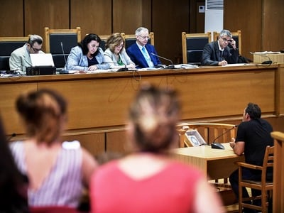 Δίκη Χρυσής Αυγής: «Κακιά στιγμή» η δολοφονία του Παύλου Φύσσα