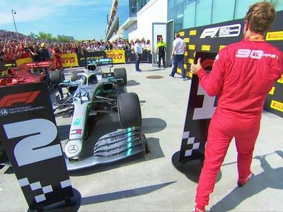 Έξαλλος ο Vettel... άλλαξε τα νούμερα των οδηγών - ΒΙΝΤΕΟ