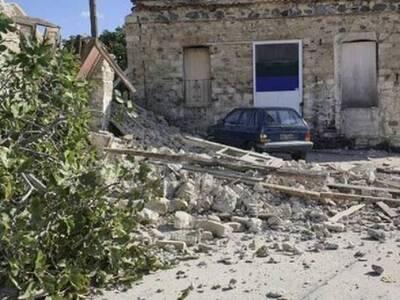Σεισμός στη Σάμο: Νεκρά δύο παιδιά στο Β...