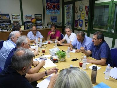 Κανονικά στη σύσκεψη για τους Μεσογειακούς ο Δήμος παρά την αποχή του από τις εκδηλώσεις