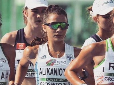 Η Σοφία Αλικανιώτη στο ευρωπαϊκό πρωτάθλημα νέων (ΑΦΙΕΡΩΜΑ)