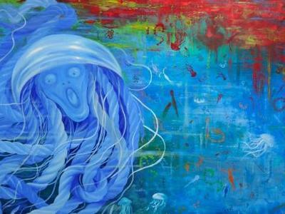 """Πάτρα: Εγκαινιάζεται ομαδική έκθεση με έργα εμπνευσμένα από το """"Πλαγκτόν"""""""