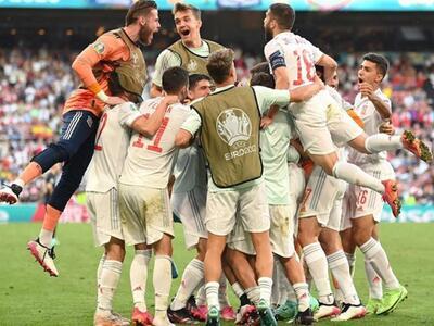 Ισπανία - Κροατία 5-3: Χάζεψε μπάλα όλος...