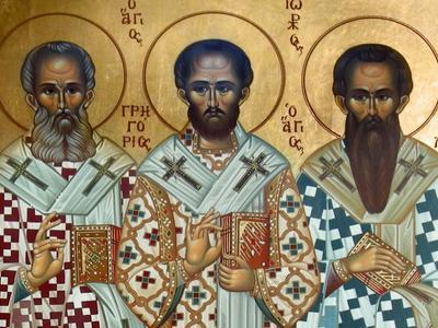 Ο εορτασμός των Τριών Ιεραρχών στο Πανεπ...
