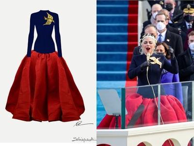 Oίκος Schiaparelli: «God Bless Lady Gaga...