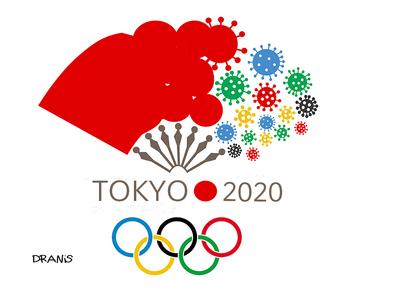 Η αναβολή των Ολυμπιακών Αγώνων με το πενάκι του... Dranis