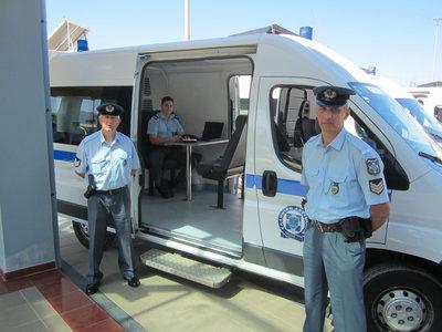 Δυτ. Ελλάδα: Τα εβδομαδιαία δρομολόγια των κινητών αστυνομικών μονάδων