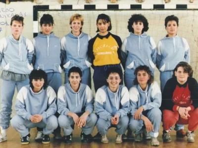 Τα κορίτσια του Έσπερου στην Α' Εθνική χάντμπολ