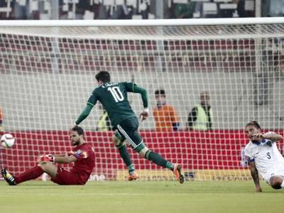 Με τα κεφάλια ΚΑΤΩ – Η Ελλάδα έχασε 0-2 ...