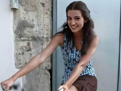 Η Μαρία Κίτσου όταν ήταν φοιτήτρια! ΦΩΤΟ