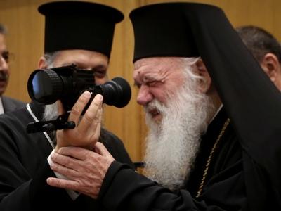Δωρεά της Εκκλησία της Ελλάδος για τη θωράκιση του φράκτη στα σύνορα του Έβρου