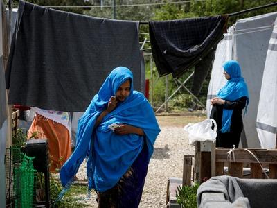 Σε καραντίνα η δομή προσφύγων στη Ριτσών...
