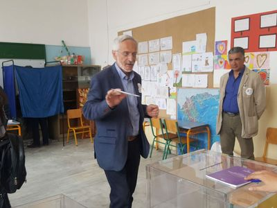 Γιώργος Ρώρος: Το εκλογικό αποτέλεσμα δεν μας ικανοποιεί