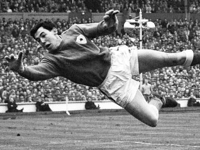 Θλίψη στο αγγλικό ποδόσφαιρο-Πέθανε ο κορυφαίος τερματοφύλακας Γκόρντον Μπανκς