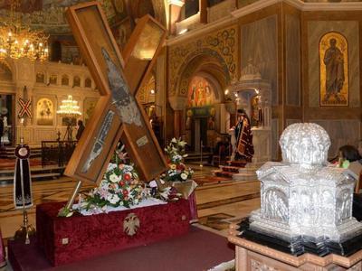 Πάτρα: Εκδηλώσεις για την επανακομιδή του Σταυρού του Αγίου Ανδρέα