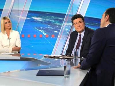 Η κόντρα των υπονοούμενων Τσίπρα - Κοσιώνη για τον Κώστα Μπακογιάννη στη συνέντευξη στο ΣΚΑΙ