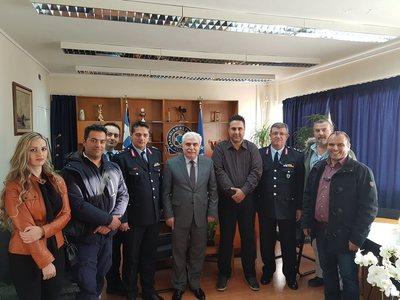 Άρης Ανδρικόπουλος: Το νέο Αστυνομικό Μέ...