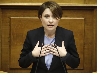 Η Χριστίνα Αλεξοπούλου για τον θάνατο του Νίκου Καλογερόπουλου