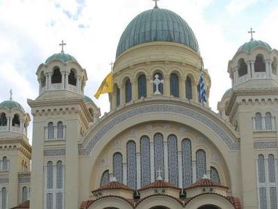 Πάτρα -  Ι.Ν. Αγίου Ανδρέα: Ο μεγαλύτερο...