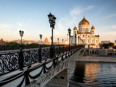 Μόσχα - Αγία Πετρούπολη, μεγαλοπρέπεια κ...