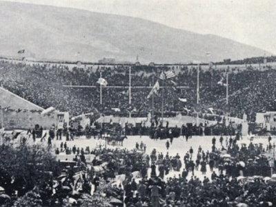 Οι Πατρινοί στο πρώτο πρωτάθλημα στίβου (1896)